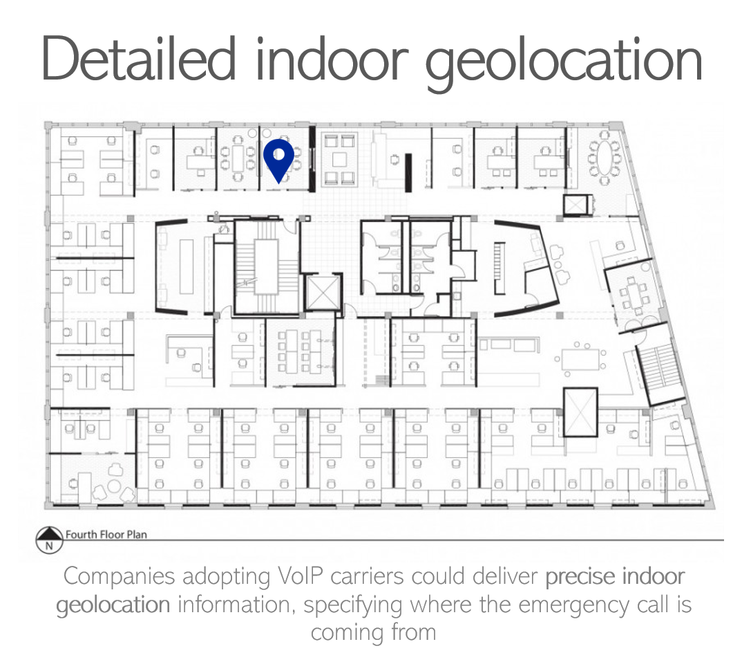 detailed indoor geolocation ng112
