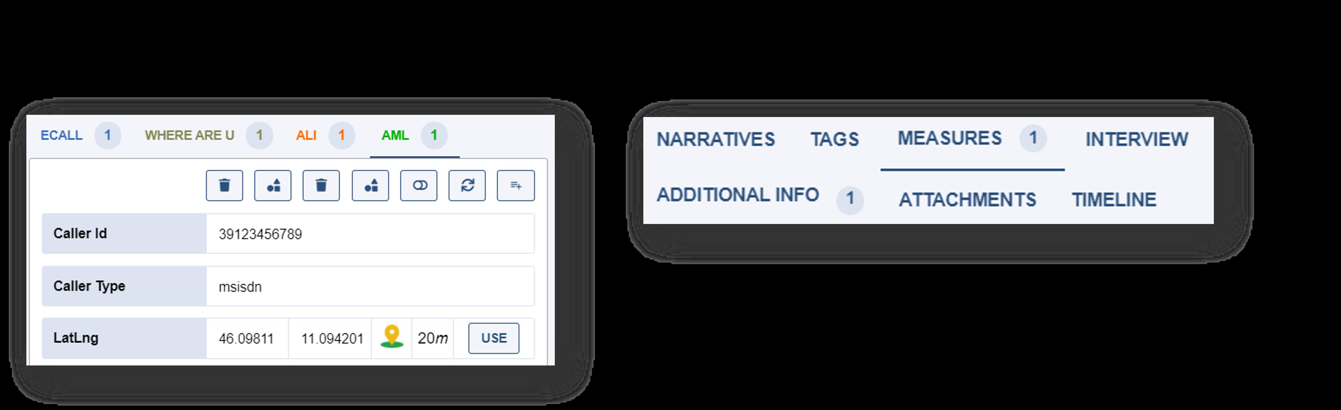 user interface it